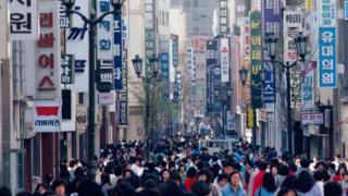 Los coreanos utilizan el término uri cuando algo es compartido por un grupo o comunidad.