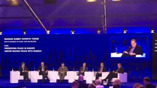 Сессия в Варшаве