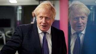 Boris Johnson will pledge £160m for offshore wind power thumbnail