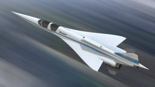 बूम का XB-1 विमान
