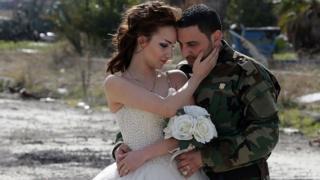 pernikahan suriah