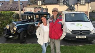 Herman and Candelaria Zapp