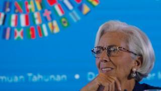 کریستین لاگارد، رئیس صندوق بینالمللی پول