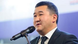 Темир Ажыкулов, ЖИА бизнес ассоциациясынын аткаруучу төрагасы