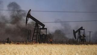 Suriye petrolü