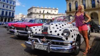 Автомобілі на Кубі