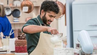Tamal in the Bake Off