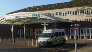 Withybush General Hospital