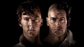 environment Benedict Cumberbatch and Jonny Lee Miller star in Danny Boyle's production of Frankenstein