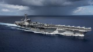 USS කාල් වින්සන් ප්රහාරක ගුවන් යානා ප්රවාහන නෞකාව