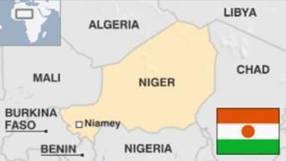 Wahamiaji hutumia mpaka wa Niger kuingia Libya kisha Ulaya
