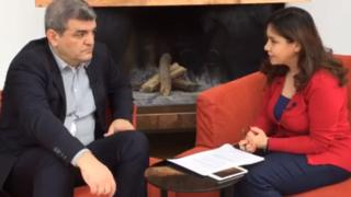 Fazil Mustafa və Səadət Akifqızı