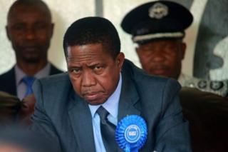 Rais Lungu: Ni lazima kila mtu apimwe ukimwi Zambia