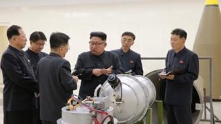 ادعای کره شمالی مبنی بر ساخت کلاهک هیدروژنی برای موشکهای قارهپیما هنوز از سوی منابع مستقل تایید نشده است