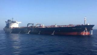 အိုမန် ပင်လယ်ကွေ့ ရေနံတင် သင်္ဘော တိုက်ခိုက်မှု - အမေရိကန်နဲ့ အီရန် ကြား တင်းမာမှု မြင့်တက်