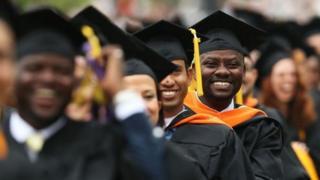 Темношкірі студенти