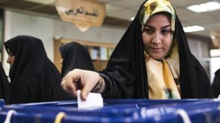 Mulher vota
