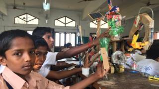 சென்னையில் அறிவியல் மாநாட்டை அலங்கரித்த மாணவ ஆராய்ச்சியாளர்கள்