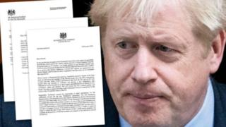 Brexit: PM sends letter to Brussels seeking further delay