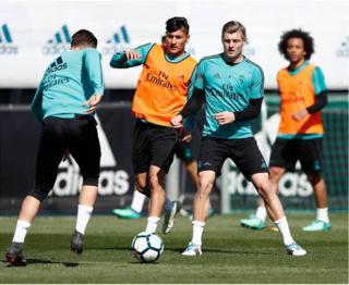 'Yan wasan Real Madrid