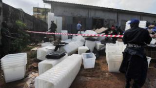 Vent de panique dans les quartiers environnants du camp militaire Alpha Yaya Diallo de Conakry après de fortes explosions
