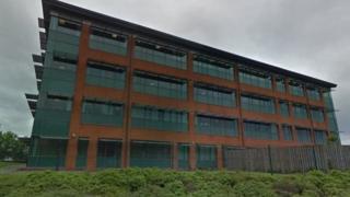 GMP offices in Ashton-under-Lyne
