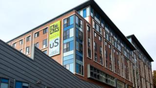 Bristol University student accommodation