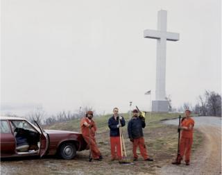 Fort Jefferson Memorial Cross, Wickliffe, Kentucky