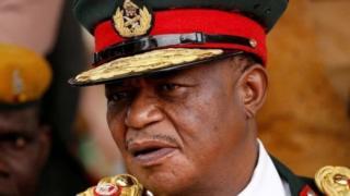 Jenerali wa zamani wa Jeshi Constantin Chiwenga ateuliwa kuwa makamu wa rais wa Zimbabwe