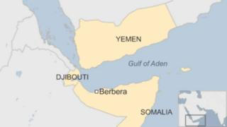 Ibihugu vya Yemeni na Somalia ku karata