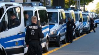 Policija u Kemnicu