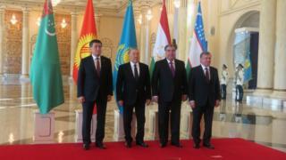 Казакстандын баш калаасы Астанада Борбордук Азиянын кеңешме саммити