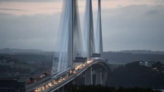 queensferry crossing opens