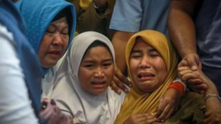 इंडोनेशिया विमान दुर्घटना