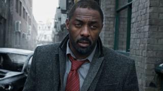 Idris Elba as DCI John Luther