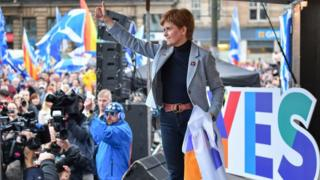MSPs to back new independence referendum in Holyrood vote