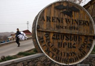 Wine Armenia