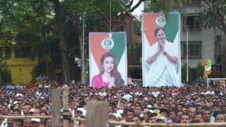 ममता बनर्जी की रैली