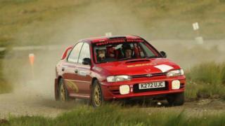 Rally Hebrides