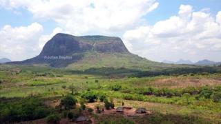 दक्षिण अफ्रीका का वो इलाक़ा, जहां इंसान नहीं पहुंच पाया