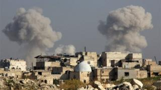 Britain is coming under criticism from top military commander for failing to bomb IS in Syria