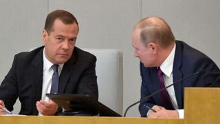 Госдума во второй раз утвердила Дмитрия Медведева на посту председателя правительства.