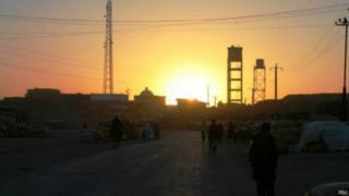 ولایت فاریاب در یک سال گذشته شاهد نا آرامیهای زیادی بوده است