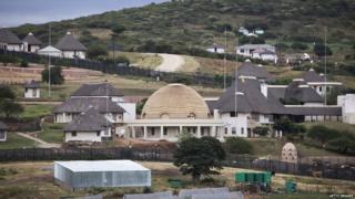 Zuma residence