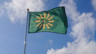 Tiree flag