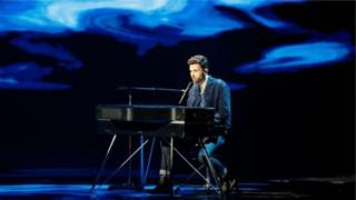 فوز المغني الهولندي دانكن لورانس بمسابقة الأغنية الأوروبية