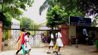 दिल्ली के स्कूल