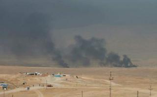 Mapambano makali, Mosul