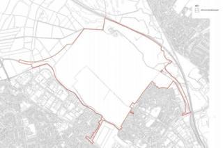 Proposed Dallington Grange development