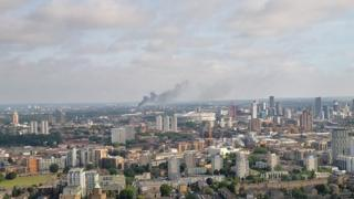 The Mall blaze: Walthamstow shopping centre 'extensively damaged'